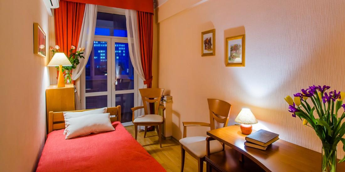 Номер в отеле Киев