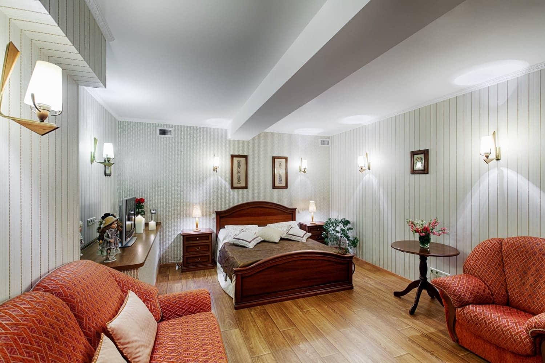 Отели Киева 5 звезд Sherborne